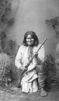 Geronimo - Legendary Apache Chief